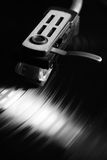 Old record player stylus Royalty Free Stock Image