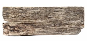 Old rectangular wooden stock image