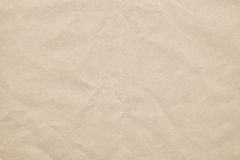 Old Recycle Off White Paper Crumpled Grunge Texture. Photograph of recycle off white paper coarse grain, crumpled grunge texture sample royalty free stock photo