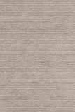Old Recycle Striped Kraft Paper Grunge Texture Sample Stock Image