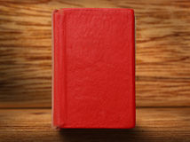 Old red book Royalty Free Stock Image