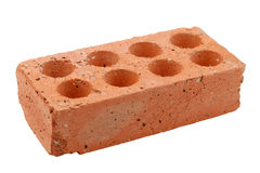 Old red brick Stock Photography