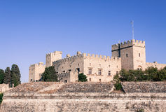 Rhodes Island, Greece Royalty Free Stock Photography