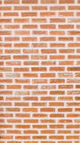 Old red brick wall backgrounds Royalty Free Stock Images