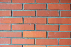 Old red brick wall Royalty Free Stock Photos