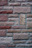 Old red brick wall texture background germany close up royalty free stock photography