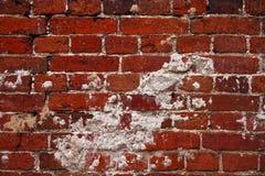Old red brick wall Royalty Free Stock Photos