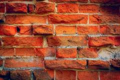 Old red brickwork Stock Photo