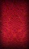 Red fabric Royalty Free Stock Photos