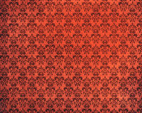 Old Red Grunge Background Stock Photography