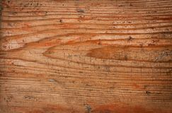 Old red grunge wooden natural background Royalty Free Stock Photography