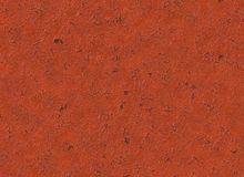 Old red leather texture. wallpaper pattern Royalty Free Stock Photo
