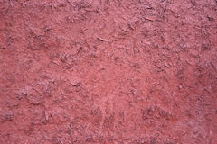Old red plaster Royalty Free Stock Photo