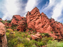 Old Red Sandstone Stock Photos