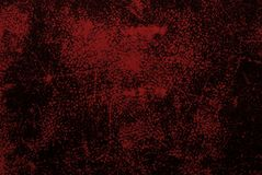 Old red scratched background. Old red black scratched and used background Royalty Free Stock Images