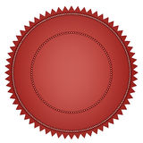 Old Red Seal Royalty Free Stock Photos