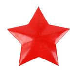 Old red star Stock Image