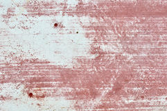 Old Red Wall Royalty Free Stock Photo