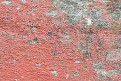 Old red wall Royalty Free Stock Images