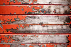 Old Red Wood Texture Royalty Free Stock Photos