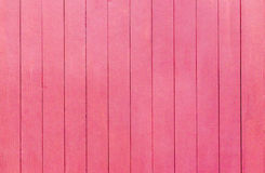 Old red wood wall background Royalty Free Stock Image