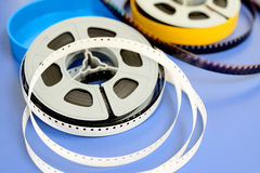 Old reels Royalty Free Stock Photos