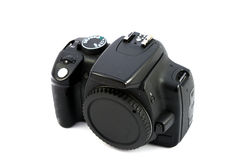 Old reflex camera Royalty Free Stock Image