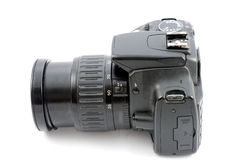 Old reflex camera Royalty Free Stock Images