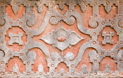 Ornamental relief Royalty Free Stock Photo