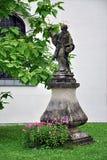 Old religion statue. Romantic old religion statue in park Stock Photos