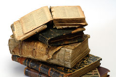 Old religious book Royalty Free Stock Images