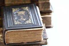 Old religious literature Stock Image