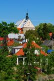 Old Renaissaice City in Sandomierz. Poland. Stock Image