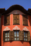 Plovdiv Renaissance house Stock Photography