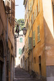 Old residential architecture in Nice Royalty Free Stock Images
