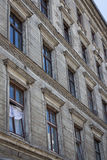 Old residential building facade, berlin Royalty Free Stock Image