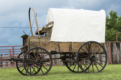 Old restored stage coach Stock Photos
