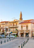 The old Rethymno Royalty Free Stock Photos
