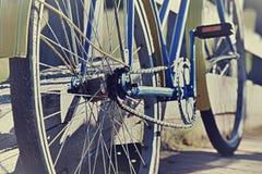 Old retro bike Stock Image