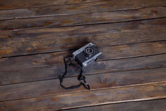 Old retro camera Royalty Free Stock Images