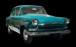 Old retro car. Stock Photo