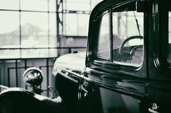 Old retro car Stock Image