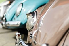 Old retro cars stock photos