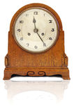 Old retro clock Stock Photography
