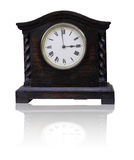 Old retro clock Royalty Free Stock Image