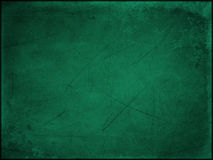 Old retro grunge background. Old retro grunge green background for any purpose Stock Photos
