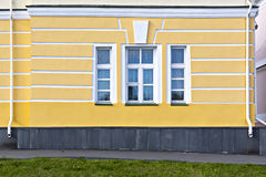 Old retro house window Royalty Free Stock Photography
