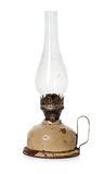 Old, retro kerosene lamp Stock Image