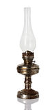 Old, retro kerosene lamp Royalty Free Stock Image