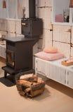 Old retro kitchen Royalty Free Stock Photo